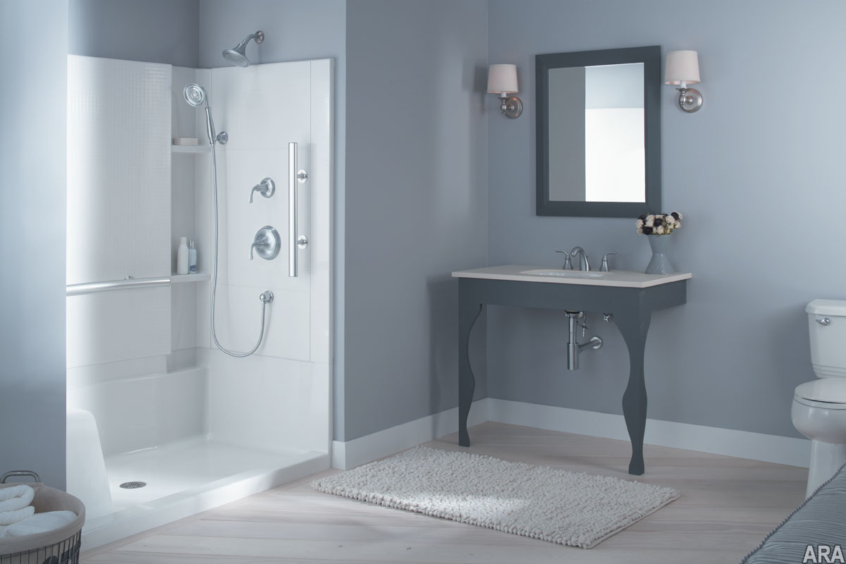 Raleigh Home Inspection Firm On Must Do Bathroom Upgrades For Baby Boomers A